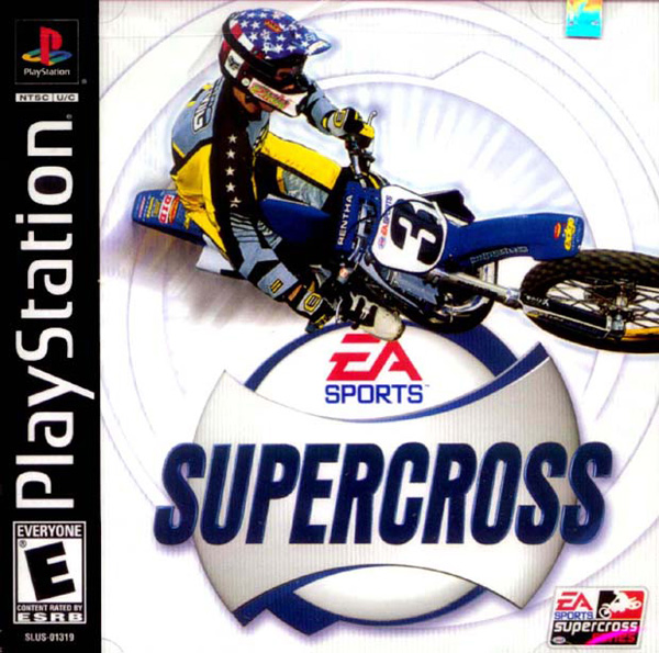 SuperCross 2001 [NTSC-U] Front Cover